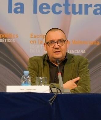 El escritor y pedagogo Pep Castellano.