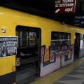 ARGENTINA-SUBWAY-STRIKE