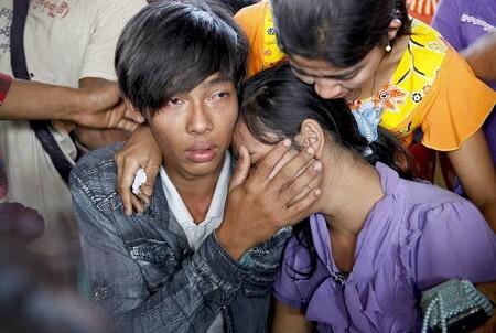El naufragio de un ferry deja al menos 33 muertos. (Foto-efe).