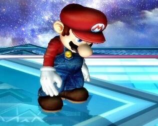 El popular personaje de Super Mario de Nintendo.