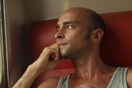El realizador Samuel Rodrigo
