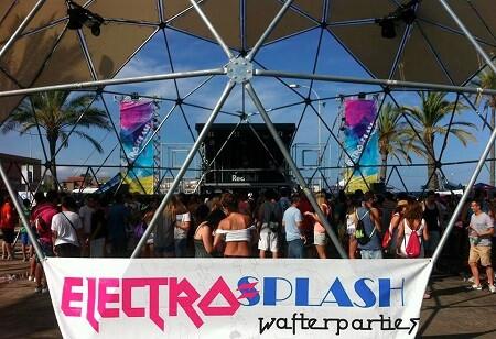 ElectroSplash sigue demostrando su buen nivel de participación y contenidos.