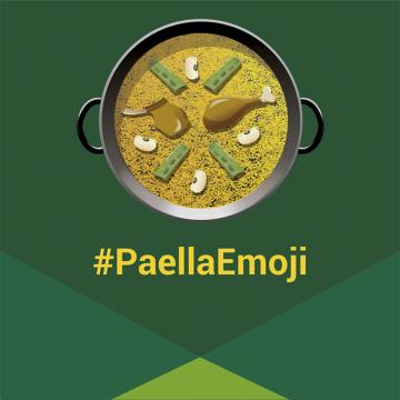 Emoji Paella