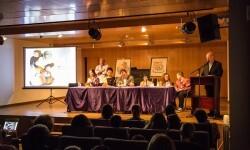 Entrega de los premios del certamen literario en Utiel.