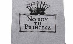 Eslogan de la famosa camiseta.
