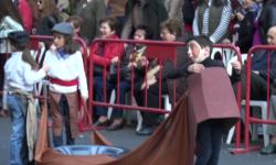 Fallas 2015 Cabalgata del Ninot Valencia (1)