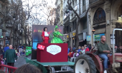 Fallas 2015 Cabalgata del Ninot Valencia (15)