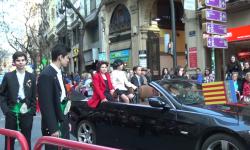 Fallas 2015 Cabalgata del Ninot Valencia (17)