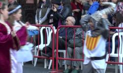 Fallas 2015 Cabalgata del Ninot Valencia (2)