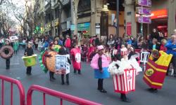 Fallas 2015 Cabalgata del Ninot Valencia (21)