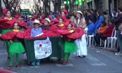 Fallas 2015 Cabalgata del Ninot Valencia (5)