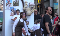 Fallas 2015 Cabalgata del Ninot Valencia (8)