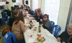 Fallas 2015. La Falla Plaza de la Merced celebra el día de los colaboradores (10)