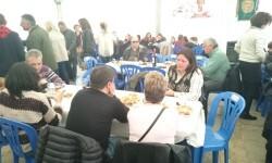 Fallas 2015. La Falla Plaza de la Merced celebra el día de los colaboradores (12)