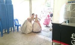 Fallas 2015. La Falla Plaza de la Merced celebra el día de los colaboradores (13)