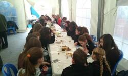 Fallas 2015. La Falla Plaza de la Merced celebra el día de los colaboradores (15)