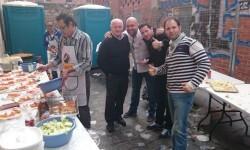 Fallas 2015. La Falla Plaza de la Merced celebra el día de los colaboradores (19)