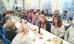 Fallas 2015. La Falla Plaza de la Merced celebra el día de los colaboradores (20)