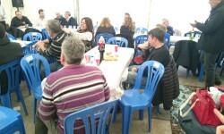 Fallas 2015. La Falla Plaza de la Merced celebra el día de los colaboradores (24)