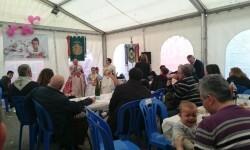 Fallas 2015. La Falla Plaza de la Merced celebra el día de los colaboradores (25)