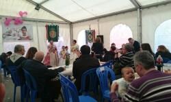 Fallas 2015. La Falla Plaza de la Merced celebra el día de los colaboradores (26)