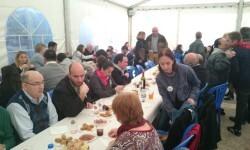 Fallas 2015. La Falla Plaza de la Merced celebra el día de los colaboradores (9)