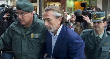 Correa presta declaración como imputado en el caso Gürtel