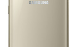 Galaxy S6 Edge_Back_Gold Platinum