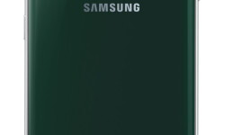 Galaxy S6 Edge_Back_Green Emerald