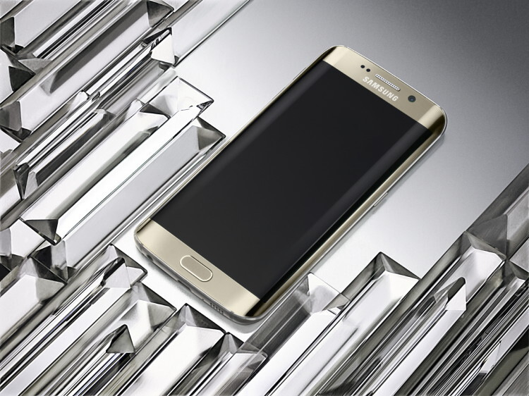 Galaxy S6 edge_Gold Platinum_Art Photo3