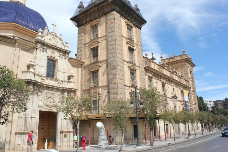 Museo de Bellas Artes de San Pío V. Fotos: Javier Furió