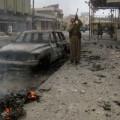 Imagen de archivo de un coche bomba colocado por el Estado Islámico. (Foto-AFP)