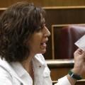 Irene Lozano de la formación UPyD. (Foto-Agencias)