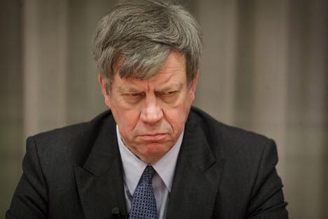 Ivo Opstelten engañó al Parlamento holandés. (Foto-Agencias)