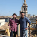 Jaime Paulino y Jordi Peris PODEMOS