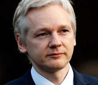 Julian Assange en una foto de archivo de 2010.