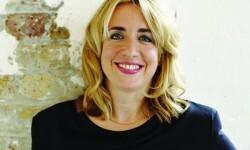 Katharine Viner en una foto tomada como directora de The Guardian en USA. (Foto-The Guardian)