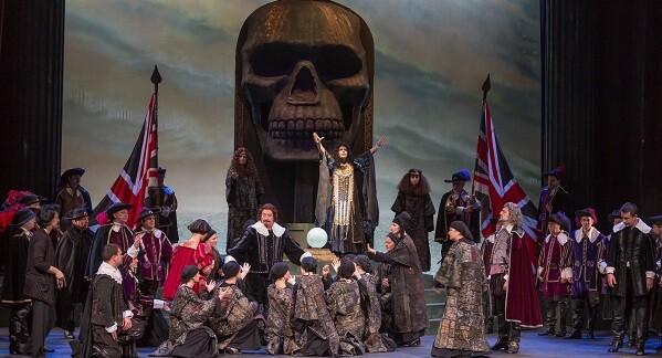 La ópera vuelva a las tablas del Auditorio de Torrent.