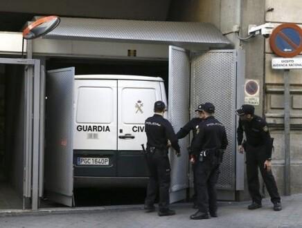 La Audiencia Nacional niega el traslado de presos etarras