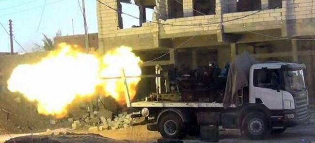 La ciudad iraquí de Ramadi es uno de los puntos de guerra entre EI y las fuerzas de seguridad. (Foto-AFP)
