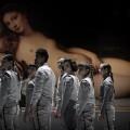 La compañía La Veronal con el espectáculo 'Siena'.