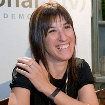 La guionista Virginia Yagüe.