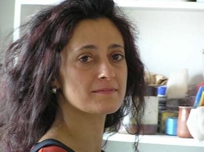Laura Lío trae sus trabajos a la Gallera.