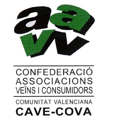 Logo de CAVE-COVA.