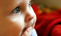 Los bebés bilingües de cuatro meses miran a los ojos y la boca el mismo tiempo para obtener información. / Milan Jurek