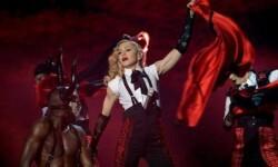 Madonna confirmó nueva gira mundial