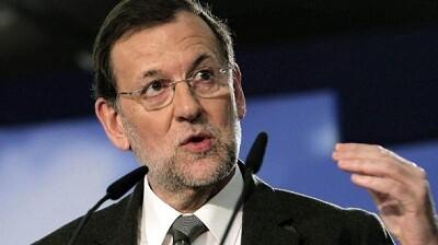 Mariano Rajoy, presidente del ejecutivo español.