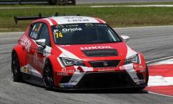 Pepe Oriola Seat Leon Racer33