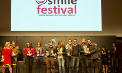 Publips, la gran vencedora del Smile Festival