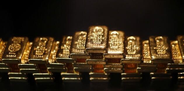 Roban 4 millones de dólares en barras oro.